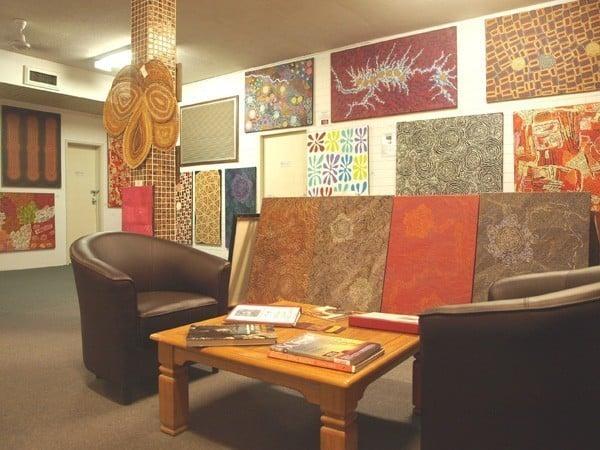 Artlandish Indigenous Painting Gallery Kununurra