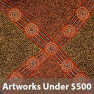 artworks under $500