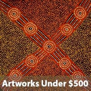 art under $500 icon