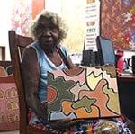 Phyllis Ningamara - Aboriginal Artist