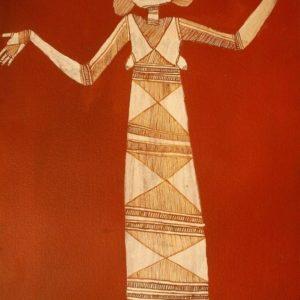 Lofty' Bardayal Nadjamerrek (dcsd) / Sugar Bag Woman