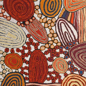 Katherine Marshall Nakamarra Aboriginal Artist