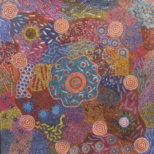 Michelle Possum Nungurrayi / Women's Dreaming