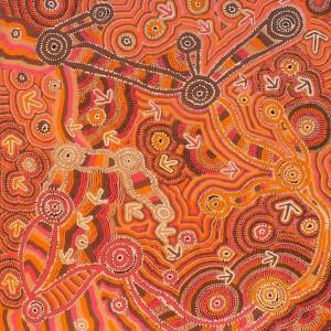 Lee Nangala Gallagher / Emu Dreaming