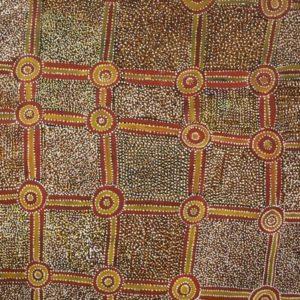 Greeny Purvis Petyarre Aboriginal Art