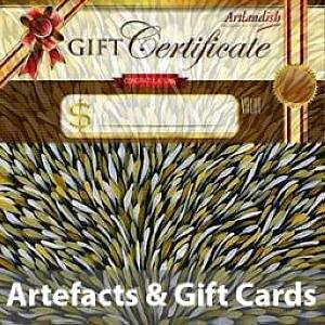 artefacts-and-gift-cards icon
