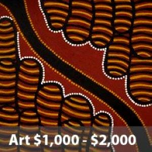 artworks $1000 to $2000 icon