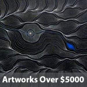 icon image for artworks over $5000