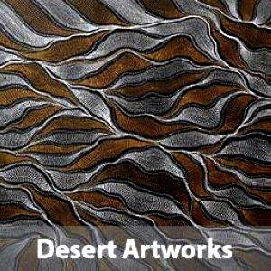 Aboriginal Desert Art