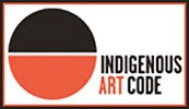 indigenous art code icon