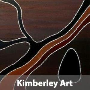 Kimberley Art icon