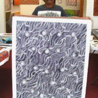 Janet Long Nakamarra Aboriginal Art