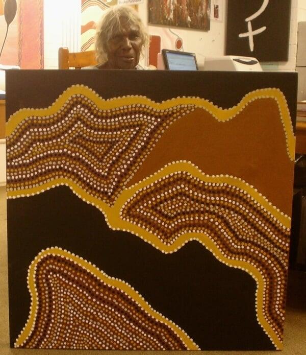Madigan Thomas Aboriginal Art