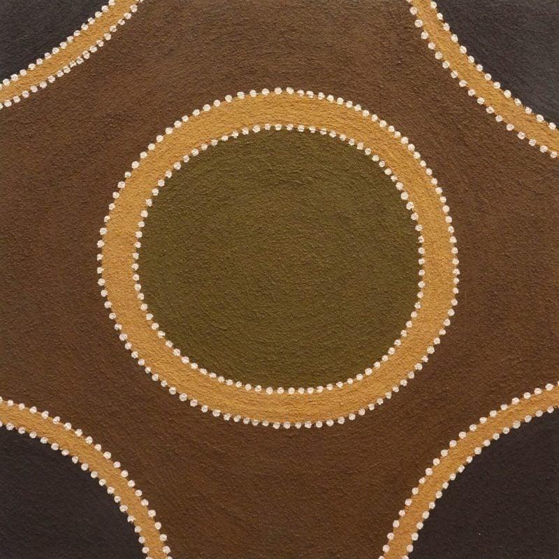 Jock Mosquito Aboriginal Art