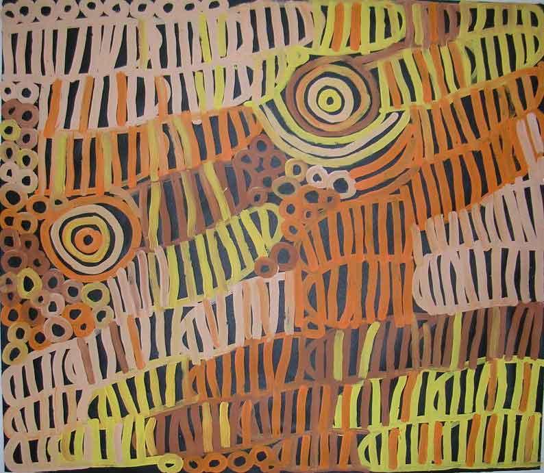 Minnie Pwerle / Awelye Atnwengerrp, Bush Melons & Roundels