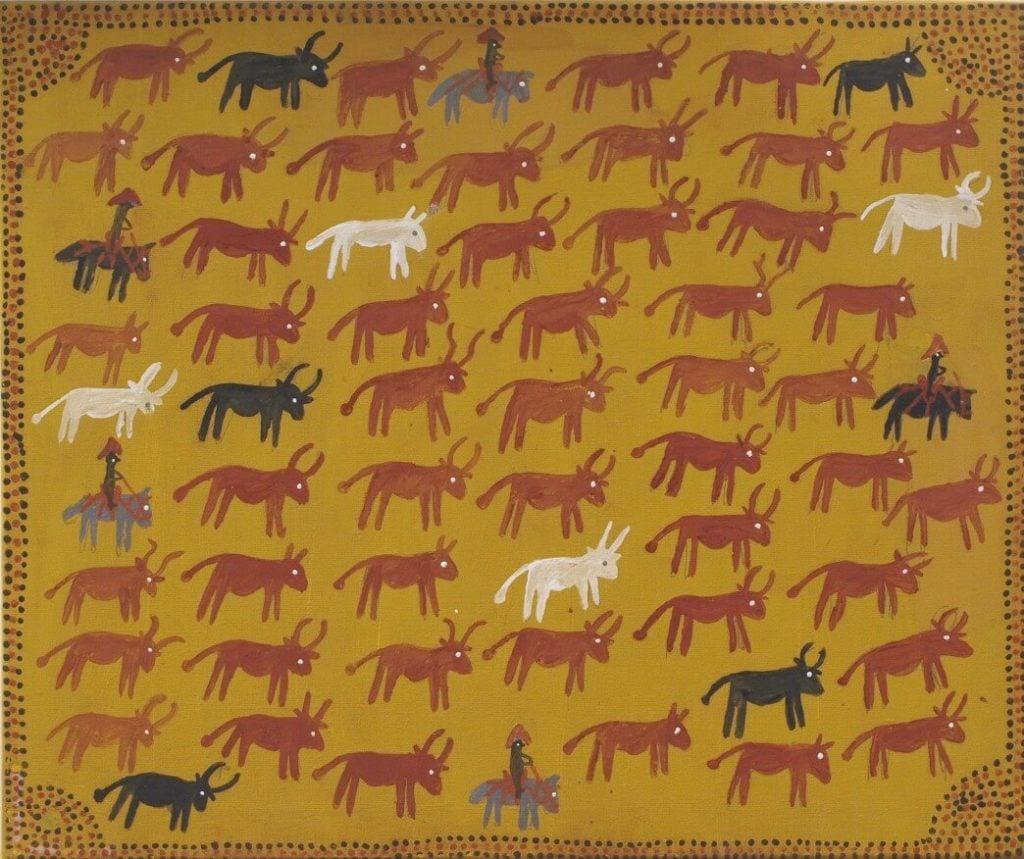 Alan Griffiths Aboriginal Artist