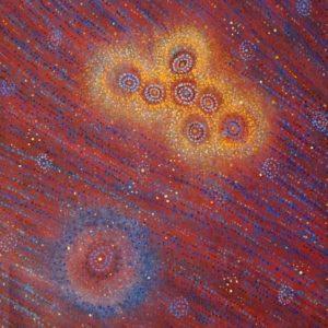 Alma Nungarrayi Granites Aboriginal Art
