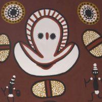 Roslyn Karadada / Wandjina Rock Art