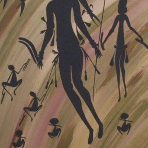 Kevin Waina / Gwion Gwion (Bradshaw) Rock Art