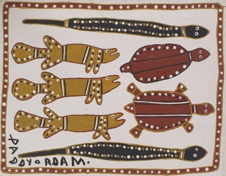 Paddy Fordham Wainburranga / File Snakes & Short Necked Turtles