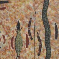 Barney Daniels / Snake and Lizard Dreaming
