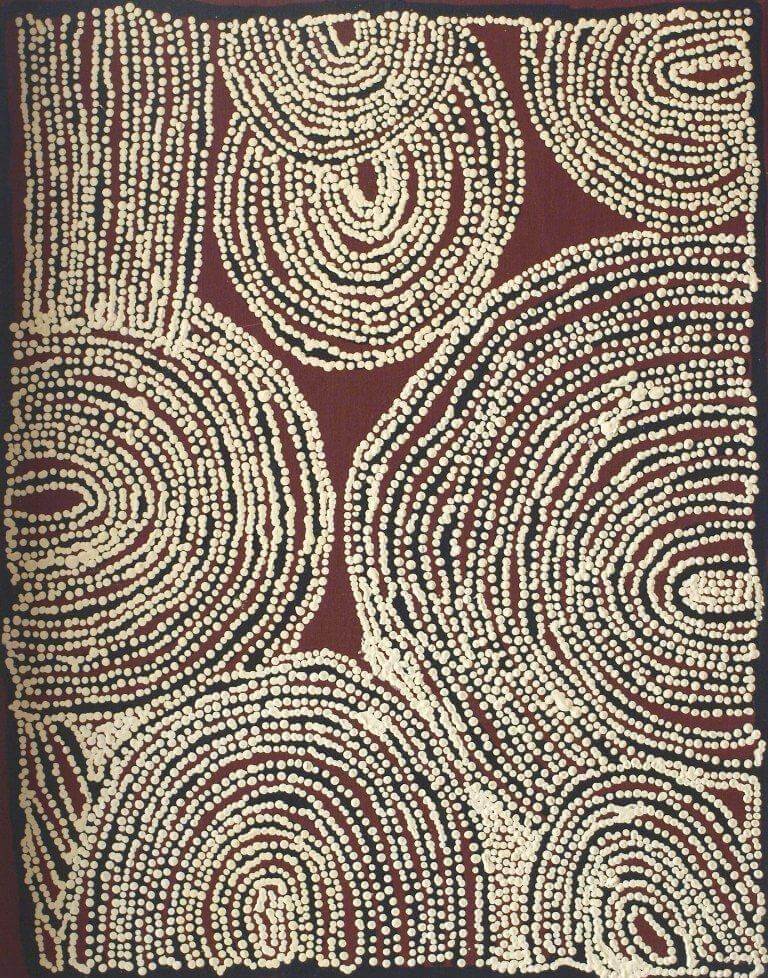 Esther Giles Nampitjinpa / Untitled