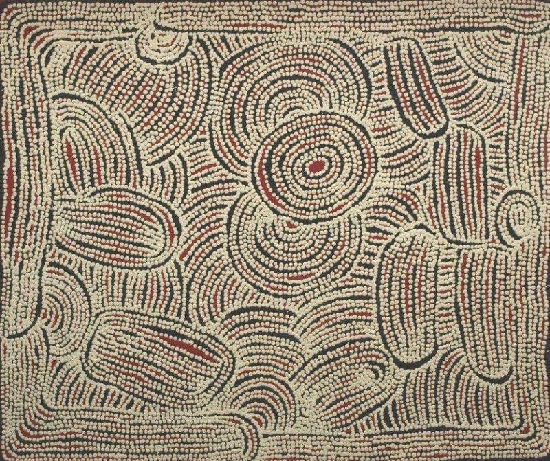 Tjawina Porter Nampitjinpa / Untitled