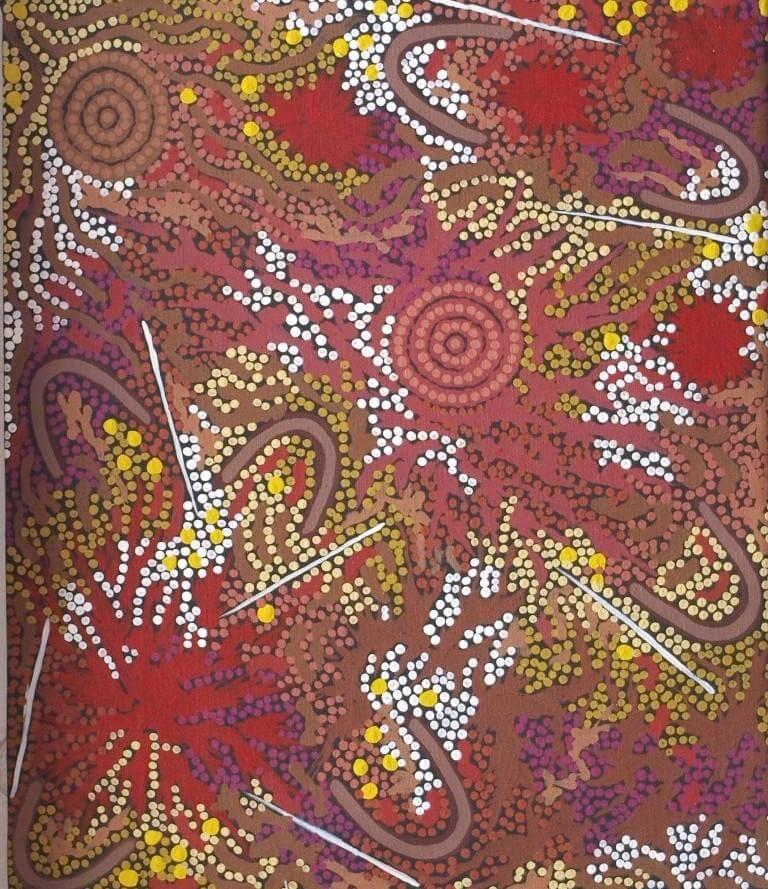 Gabriella Possum Nungurrayi / Grandmother's Country (16002)