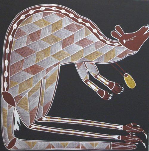 Eddie Blitner / Kangaroo Dreaming