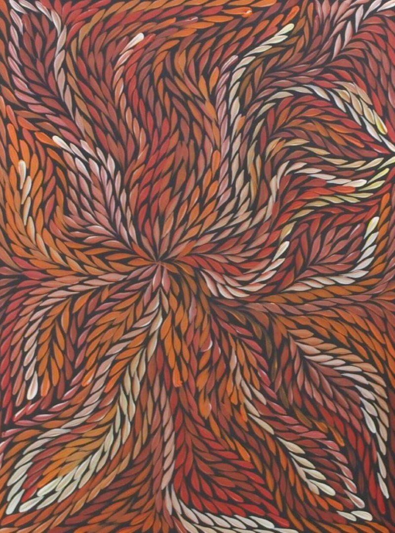 Jeannie Petyarre / Bush Leaves
