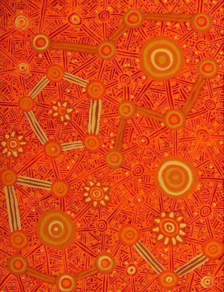 Cherylyn Napangardi Granites / Jinti-Parnta Dreaming
