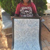 Dulcie Long Pula Aboriginal Artist