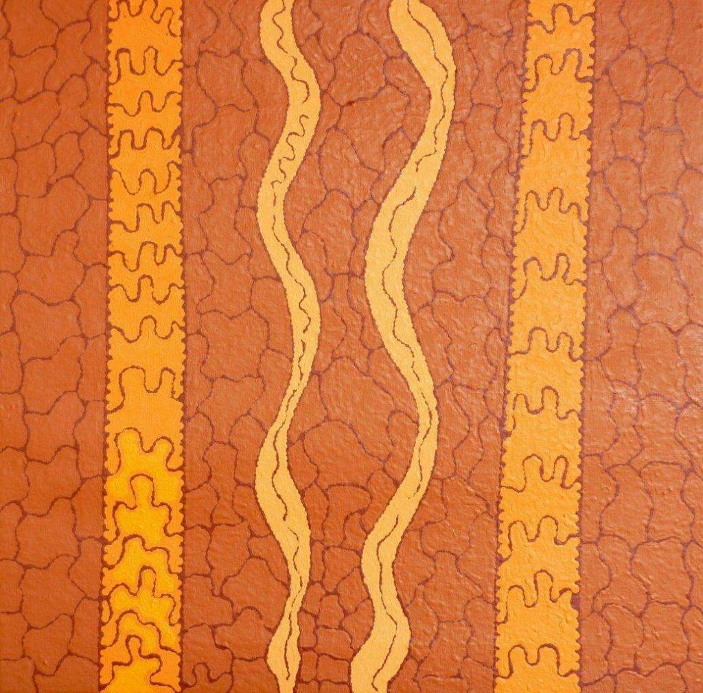 Mary Napangardi Butcher Aboriginal Art
