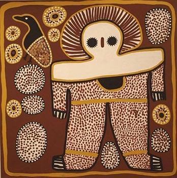 aboriginal dreamtime art