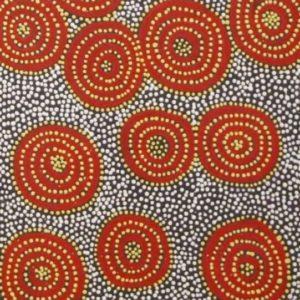 Florrie Watson Napangardi Aboriginal Art