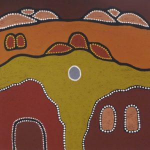 June Peters Aboriginal Art