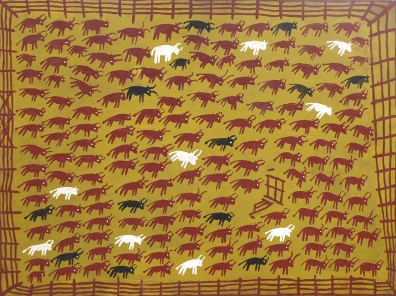 Alan Griffiths Aboriginal Art