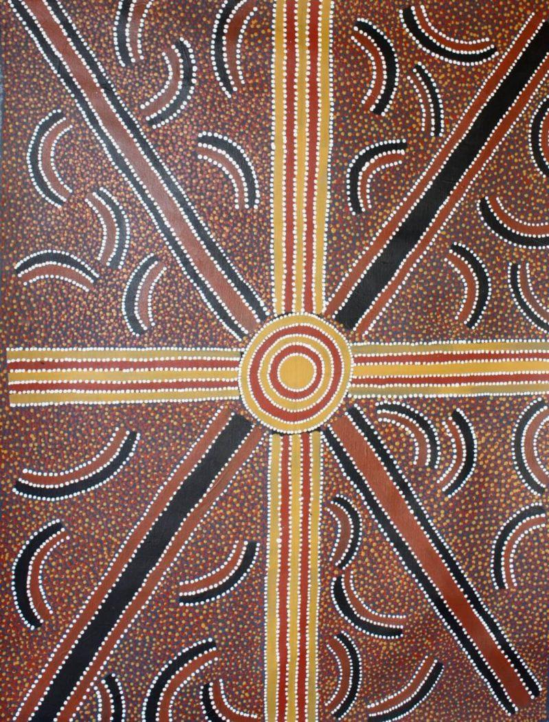Lindsay Bird Aboriginal Art