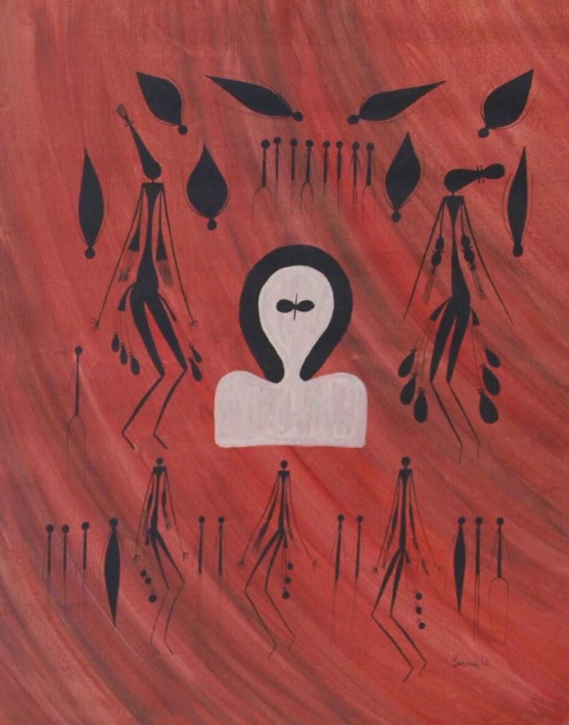 Jemma Unghango Aboriginal Art
