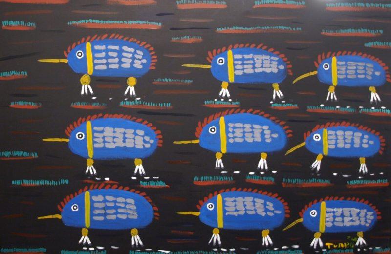Turbo Brown Aboriginal Art
