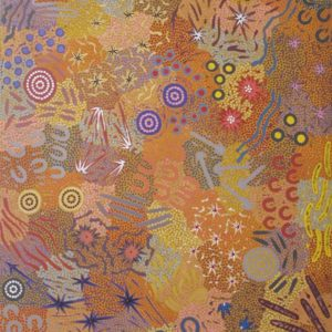 Michelle Possum Nungurrayi Aboriginal Art