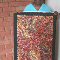 Jeannie Petyarre Aboriginal Art
