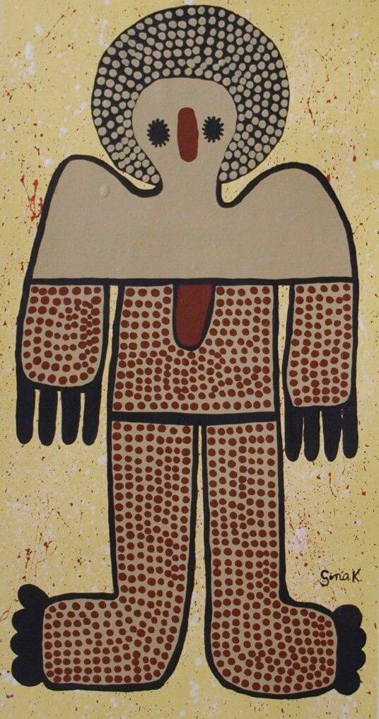 Regina Karadada Aboriginal Art