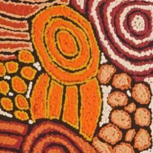 Debra Young Nakamarra Aboriginal Artist