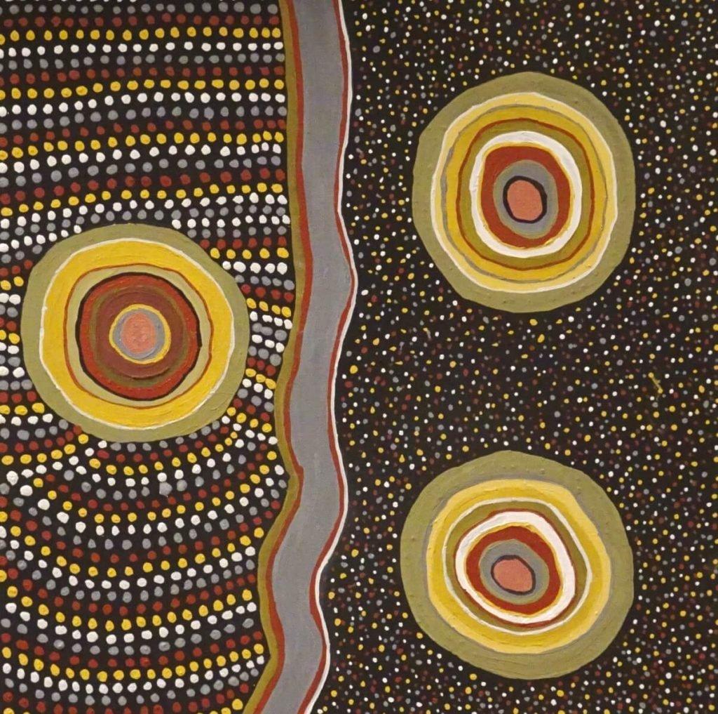 Judy Mengil Aboriginal Art