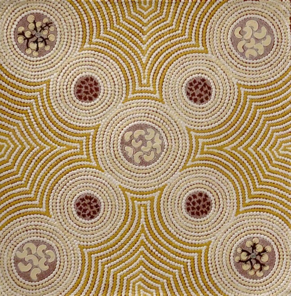 Gwenda Turner Nungurrayi Aboriginal Art