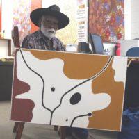 Freddie Timms Aboriginal Artwork