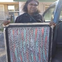 Vanessa Jones Petyarre Aboriginal Art