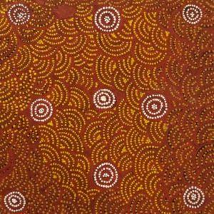 Gracie Tjurrah Nungurrayi Aboriginal Art