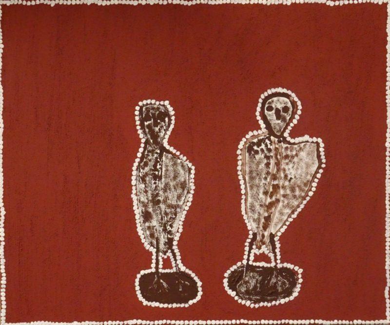 Freddie Timms Aboriginal Artist